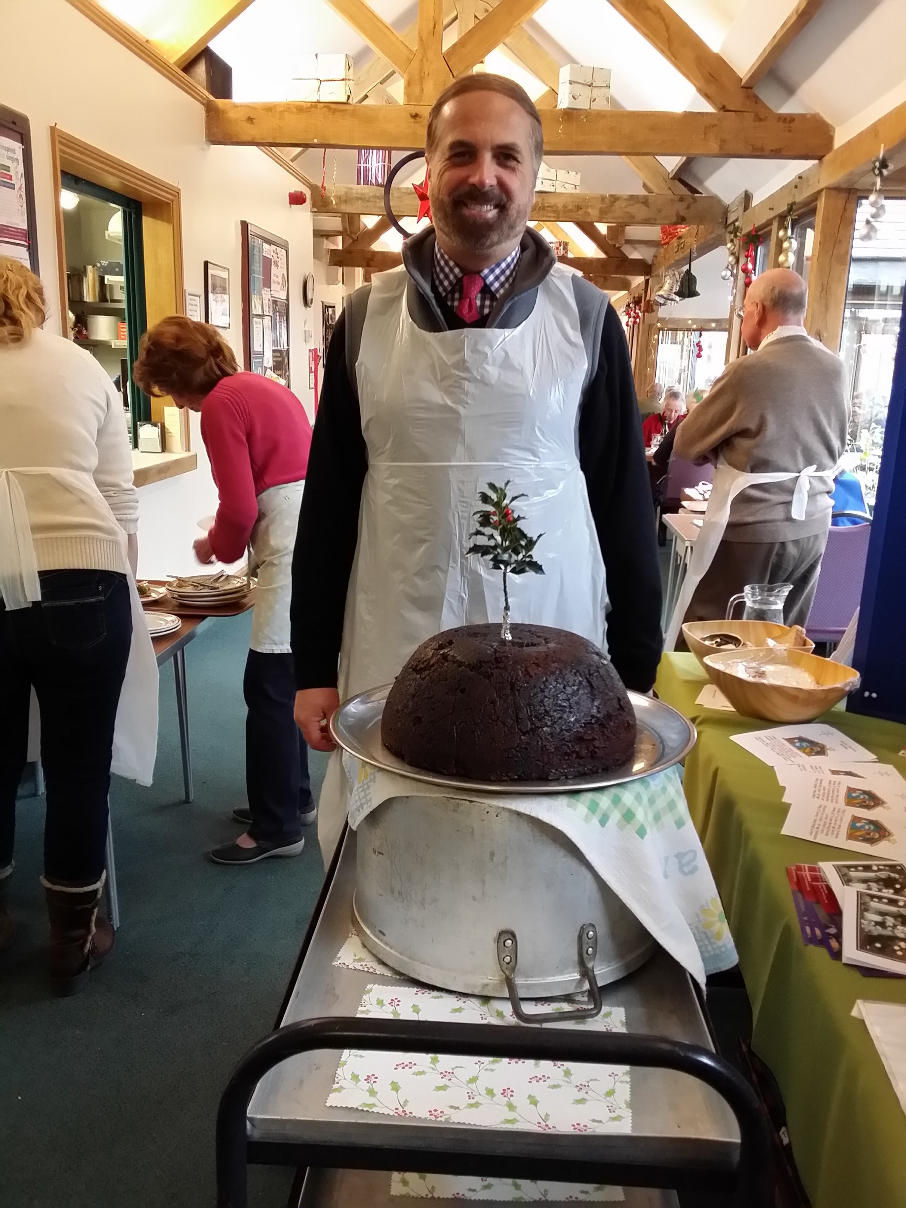 2017 - Christmas lunches - Rob Lazzaro 1