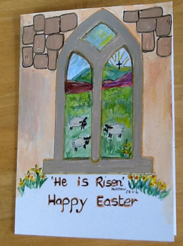 Easter-Hilda