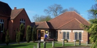 Centre Entrance