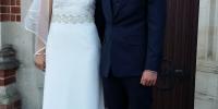 2017-10 Debbie and Jaco - the happy couple
