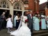 2017 - Judith & husband walking down steps