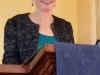 Claire Downing - URC moderator